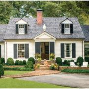 Tips til husets facade