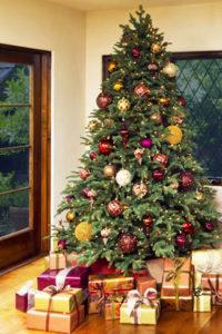 Juletræens historie
