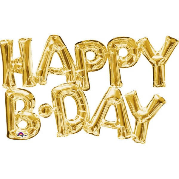Fest og fødselsdags balloner