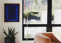 Indretning med møbler der trender